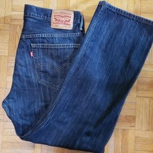 Levi's 569 Loose Straight Fitted Men's Jeans